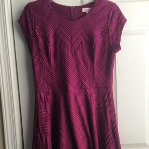 Candies Skater Dress Sz L